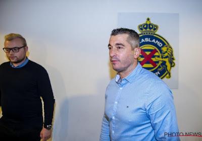 """Adnan Custovic, le nouveau coach de Waasland-Beveren, a soif de victoires : """"Les six derniers mois ont été longs"""""""