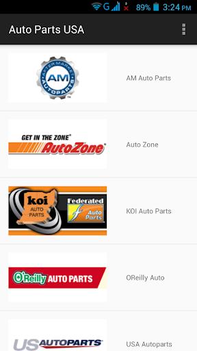 Auto Parts USA 3.0 screenshots 1