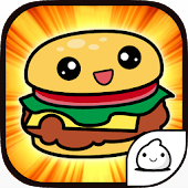 Burger Evolution Food Clicker