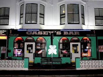 Caseys Irish Hotel Blackpool