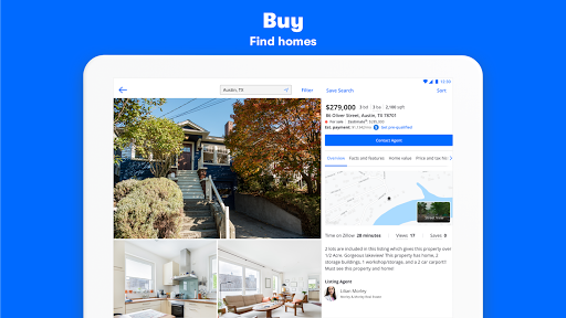 Zillow: Find Houses for Sale & Apartments for Rent screenshot 9