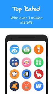 Pixel Icon Pack 2- Free Theme UI- screenshot thumbnail