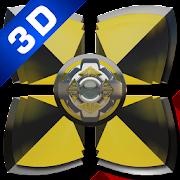 App Next Launcher Theme Yellow G APK for Kindle