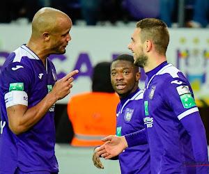 Ook Kompany heeft moeite om situatie te ontmijnen bij Anderlecht
