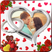 Valentine's Day Photo Frame HD