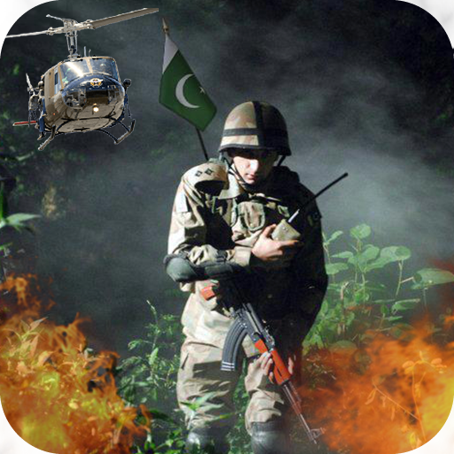 Surgical Strike:HelicopterGame