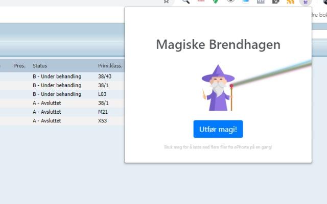 Magiske Brendhagen