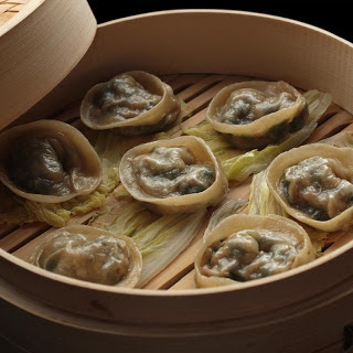Steamed Vegetable Dumplings (Zhēngjiǎo)
