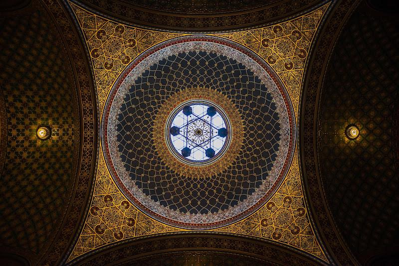 Sinagoga Spagnola,Praga. di Matteo Faliero