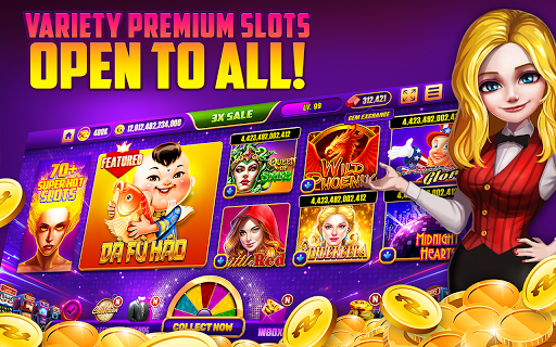 Real Casino - Free Vegas Casino Slot Machines apkpoly screenshots 1