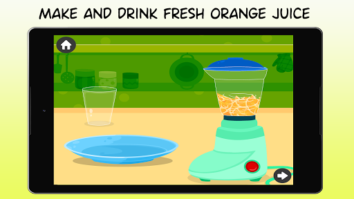 Kitchen Games - Fun Kids Cooking & Tasty Recipes 1.0 screenshots 12