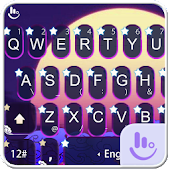 TouchPal Moon Night Keyboard Icon