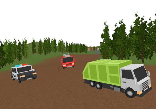 Grand Theft Traffic Race