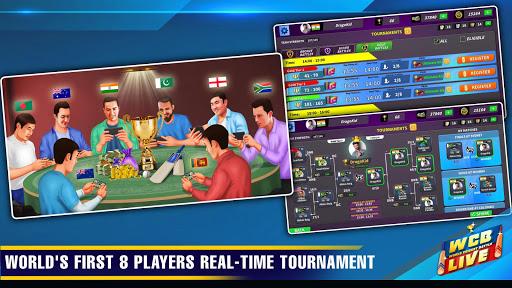 WCB LIVE Cricket Multiplayer: PvP Cricket Clash 0.4.9 screenshots 8