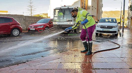 La limpieza intensiva llega el domingo al barrio de Torrecárdenas