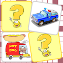 Car and Vehicle For Kids icon