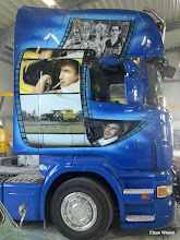 Photo: Scania V 8