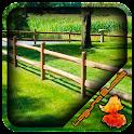 Cedar Rail Fence Design icon