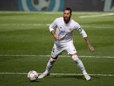 Sergio Ramos est rétabli mais laissé au repos en vue de la demi-finale retour