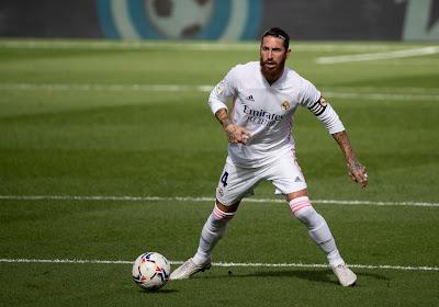 Sergio Ramos, le temps presse