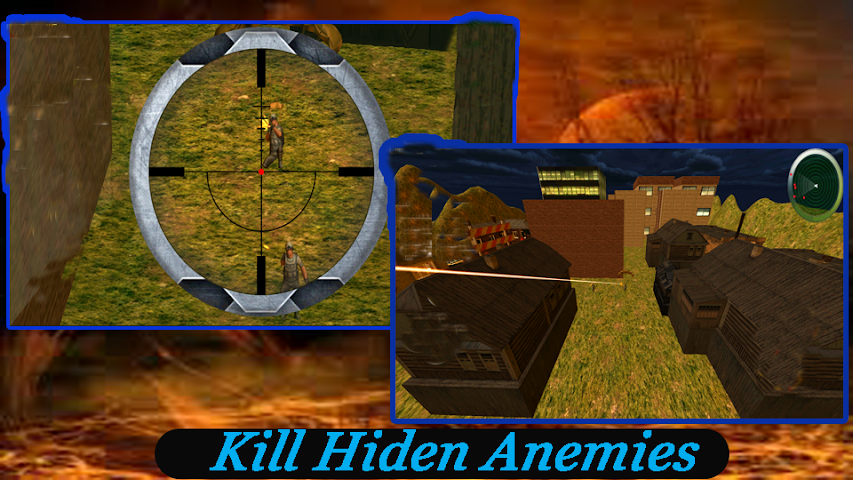 android Dragon Commando Helicopter War Screenshot 2
