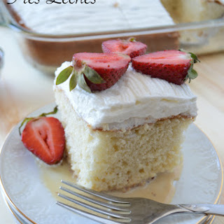 Super Easy Tres Leches