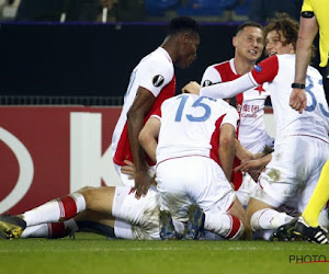 📷 Incroyable: le Slavia Prague fête le titre....avec ses supporters