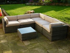 Photo: Rattan and wicker furniture http://www.outsideedgegardenfurniture.co.uk/Rattan-Garden-Furniture/index.html
