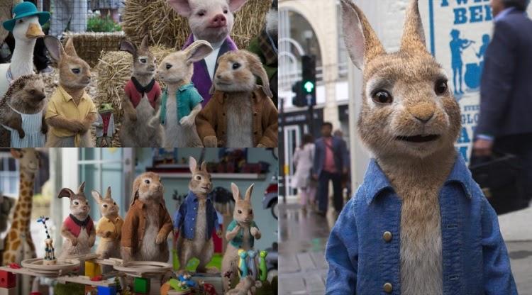 Peter Rabbit 2: La fuga
