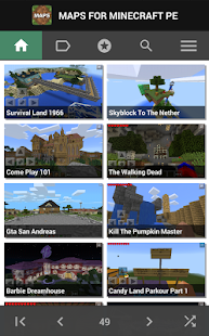 Maps For Minecraft PE Apps On Google Play - Kostenlose maps fur minecraft pe