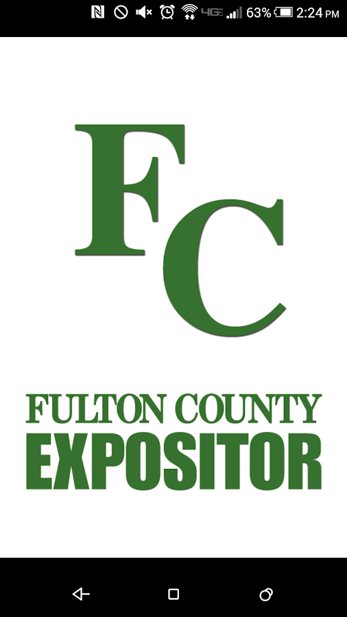 Fulton County Expositor- screenshot