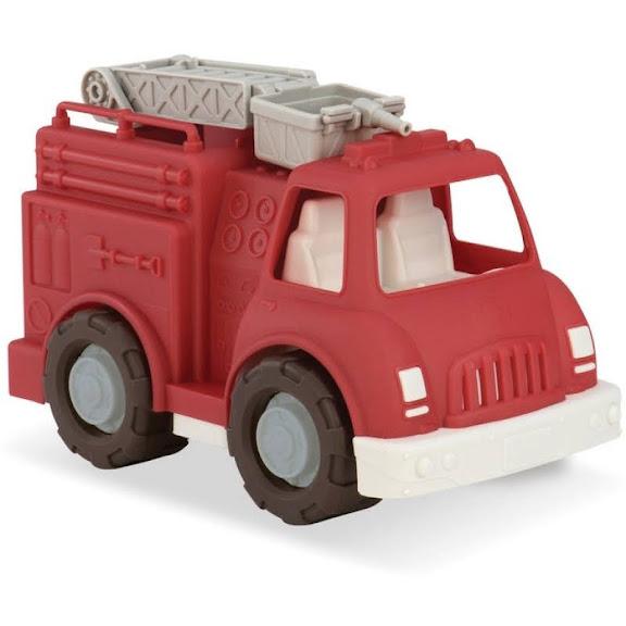 Contenido de Wonder Wheels Camión de Bomberos