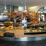 Abbey Cheese Factory in Engelberg, Obwalden, Switzerland