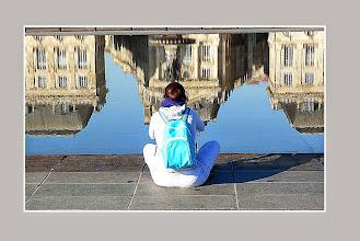 Photo: Miroir d'eau