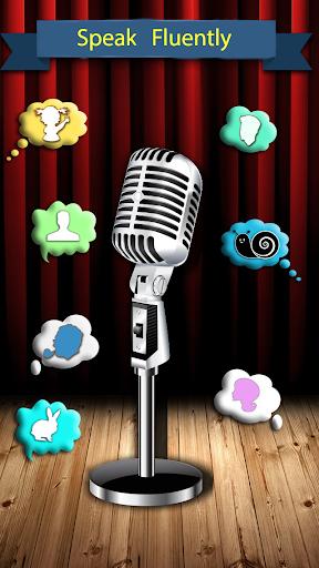 音声スピーチ - スピーク