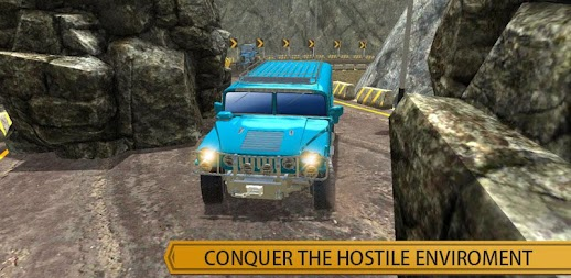 Offroad Extreme 4x4 - Impossible Jeep Driving APK