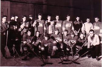 Photo: 1960: Mannschaftsfoto