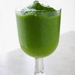 Jolly Green Smoothie.
