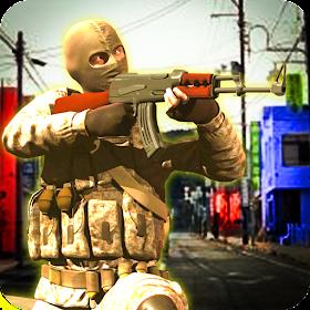 Counter Assault Soldier 3D