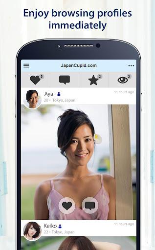 JapanCupid - Japanese Dating App 2.1.6.1561 screenshots 2