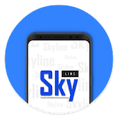 Skyline Kwgt Android APK Download Free By Eduardo B5to