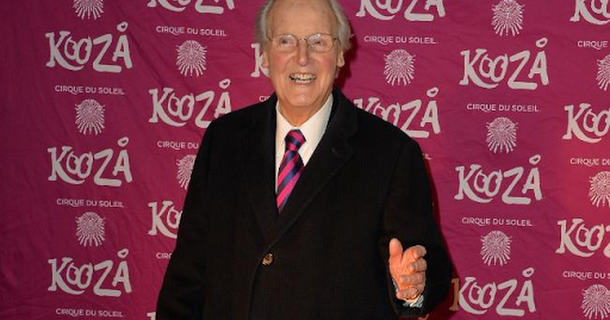 Nicholas Parsons misses first Just A Minute episode in 50 years