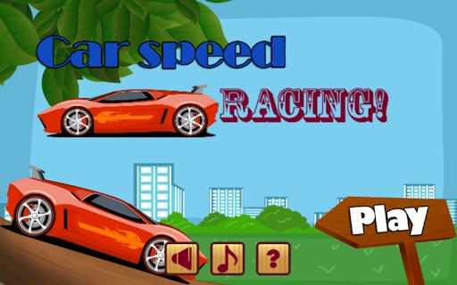 Car Speed Jumping Game