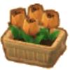 オレンジのチューリップ(家具)