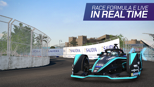 Ghost Racing: Formula E Apk Download For Android and Iphone 1