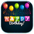 Happy Birthday Photo Collage icon