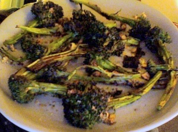 Broiled Broccoli Recipe