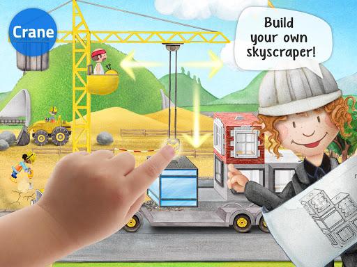 Tiny Builders: Crane, Digger, Bulldozer for Kids  screenshots 10