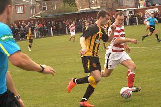 Photo: 15/04/12 v Auchinleck Talbot (Emirates Airlines Junior Cup Semi-Final) 1-1 - contributed by Mike Latham