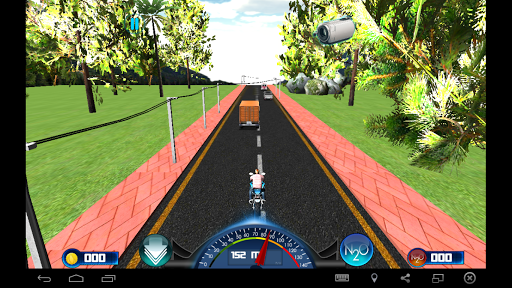 Traffic Moto Speed